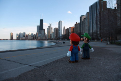 Mario & Luigi - 504 - The Chicago Skyline