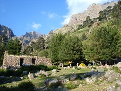 Le refuge de Puscaghja