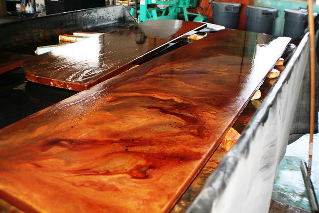 Z Countertop Stain : ... Ghost Concrete Counter-Reactive Staining Flickr - Photo Sharing