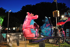 recreation, outdoor recreation, leisure, night, amusement ride, amusement park,