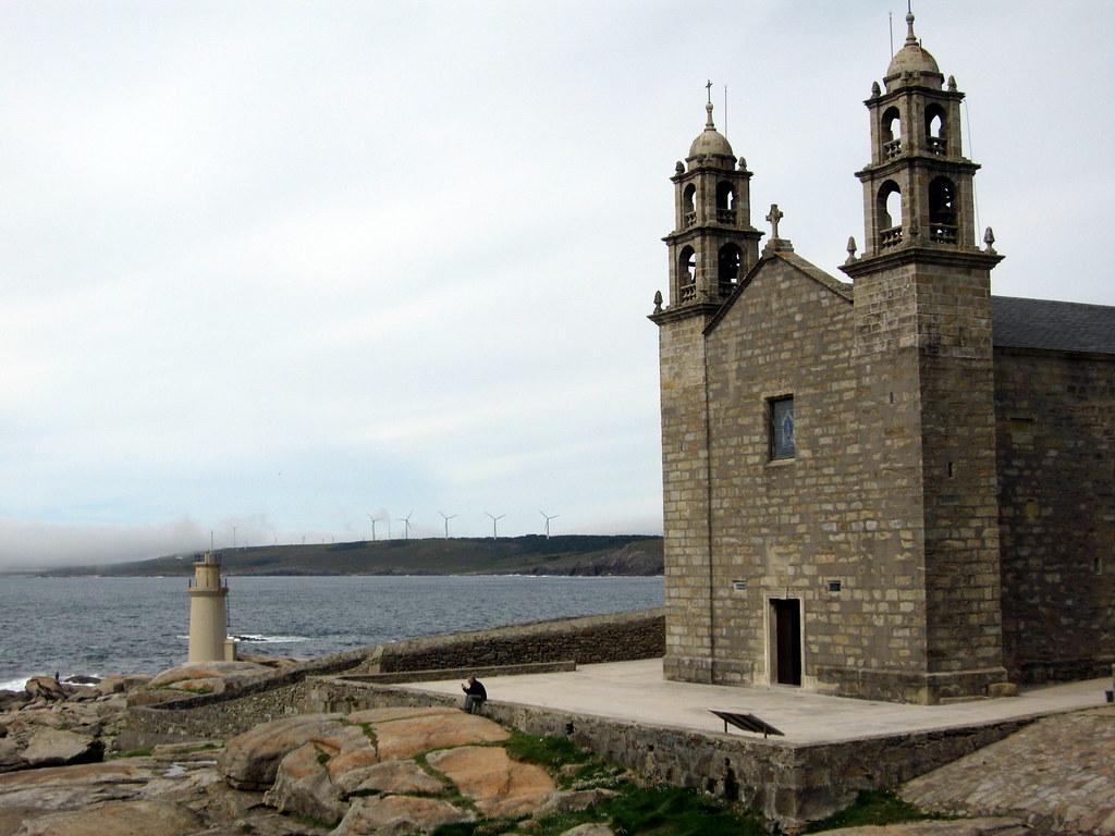 [Muxía]Santuario la Virgen de la Barca