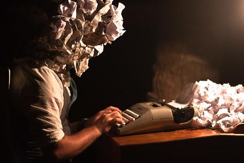 Writer's Block I