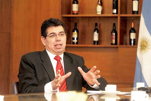 El Presidente del INV no adhirió a la Tolerancia Cero de alcohol