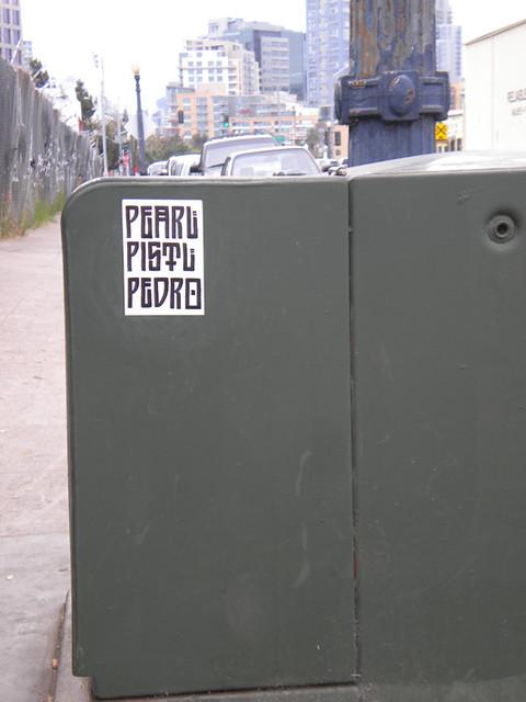 PEARL PISTL PEDRO