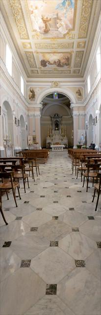 L 39 interno della chiesa del convento di san francesco a for Interno a un convento