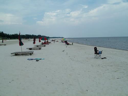 sea beach sand gulfport