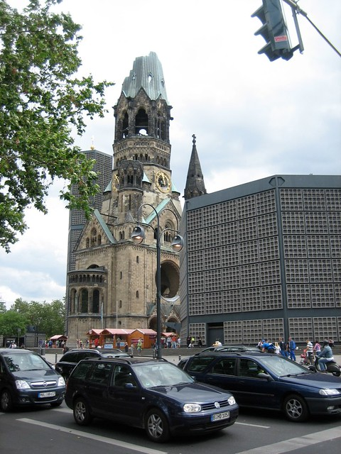 Kaiser Wilhelm Memorial Cathedral