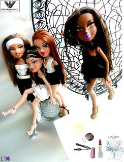 (DEMI) Bratz P4F Top Modelz™ (International Version)!- Semifinal 2/3- Brand Imagez