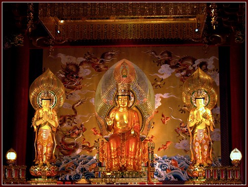 新加坡 佛牙寺  Buddha Tooth Relic Temple, Singapore