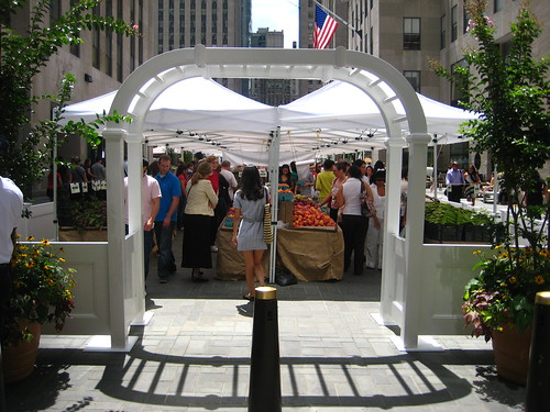 Rock Center Greenmarket