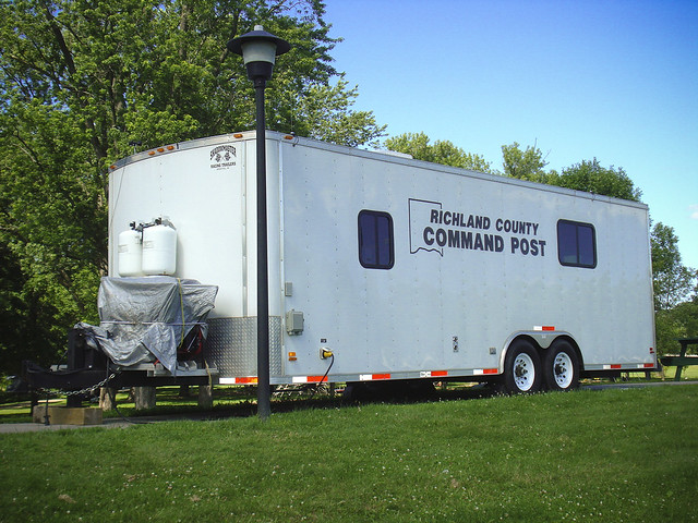 Richland County Command Post