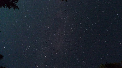 stars nightsky sierranevada kingscanyonnationalpark sunsetcampground