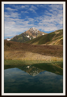lolusar lake , naran, PAKISTAN