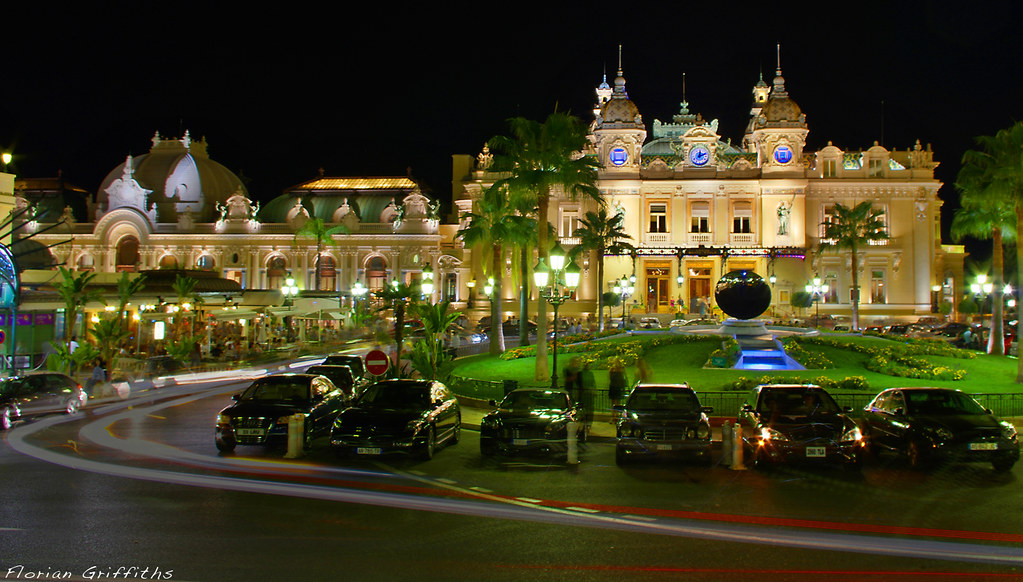 place du casino monaco