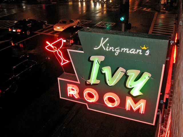 Kingman's Ivy Room - 860 San Pablo Avenue, Albany, California U.S.A. - February 12, 2007