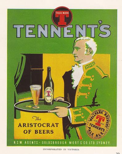 Tennents Aristocrat