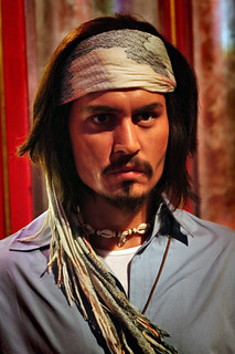 Wax Series: Johnny Depp