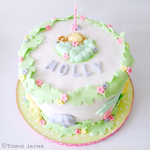 Awe Inspiring Jungle Themed Gluten Free Birthday Cake Torie Jayne Personalised Birthday Cards Xaembasilily Jamesorg