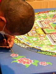 Gaden Shartse Tibetan Monks