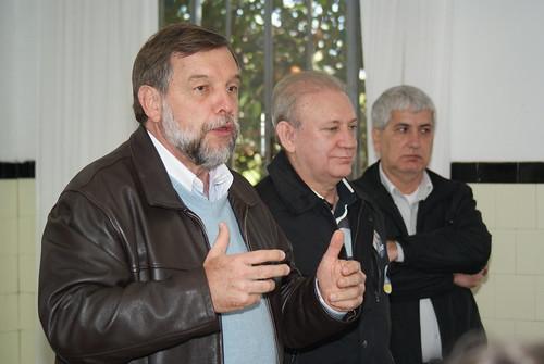 Autor: Flávio Arns - por José Fernando Ogura