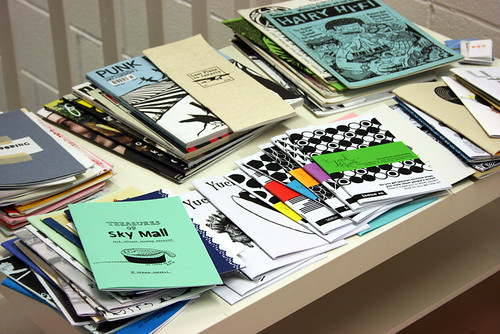 zine workshop