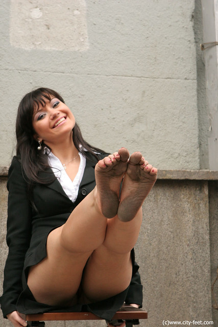 Mature Womens Sexy Soles 8