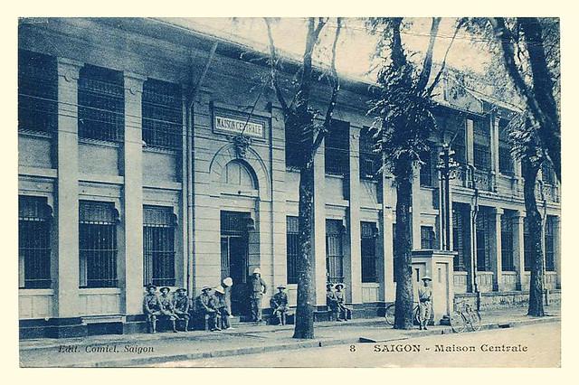 Saigon - Maison Centrale