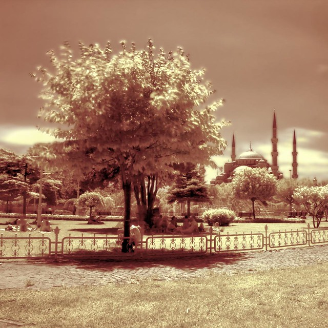The Day Beyond The Red; July 2010 Istanbul..