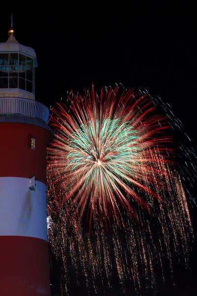 14th British Firework Championships - Plymouth