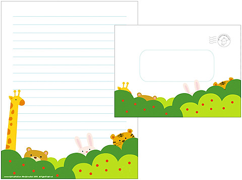 Printable Kids Writing Paper Printable Writing Paper With
