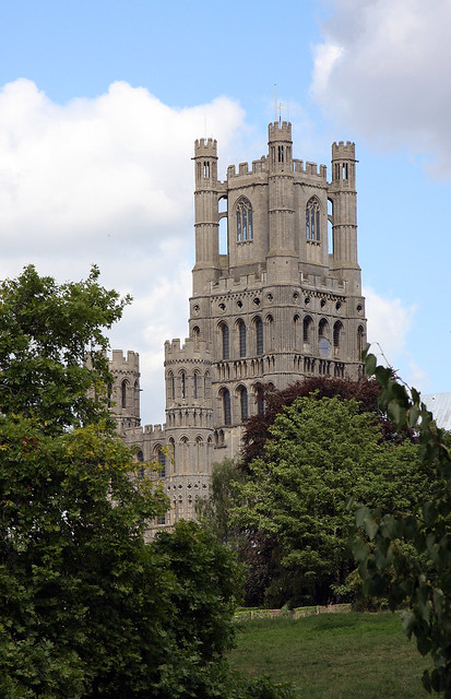 Ely United Kingdom  city photo : North tower Ely Cathedral Ely, Cambridgeshire, United Kingdom ...