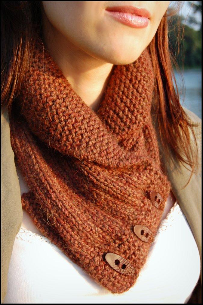 Knitting Jobs Uk : Never not knitting shawl collared cowl
