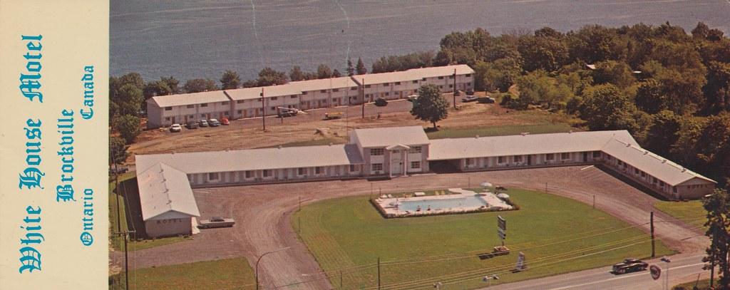 White House Motel - Brockville, Ontario