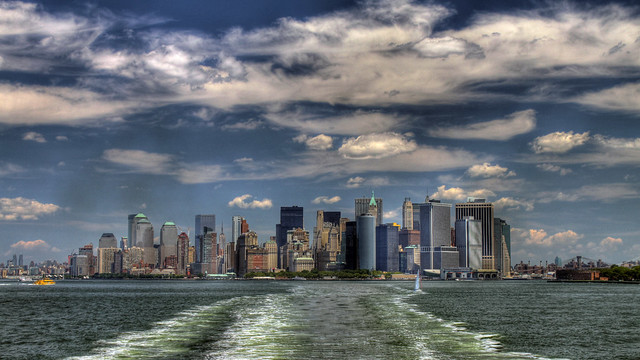 0173 - USA, New York HDR