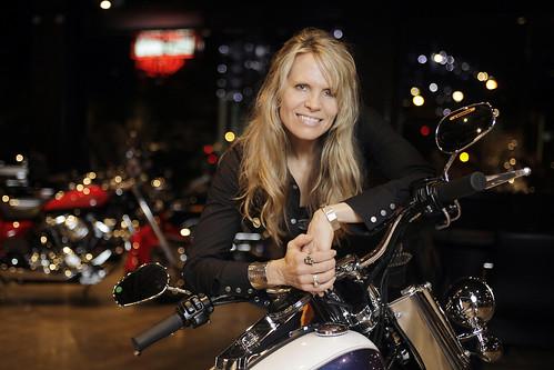 Karen Davidson - Harley-Davidson