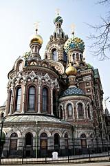 Санкт-Петербург: Спас-на-Крови (Храм Воскресения Христова)