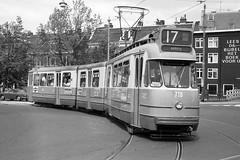 Amsterdam tramlijn 17