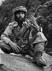 Rebel, Kunar Province, Afghanistan, by Steve McCurry 1979