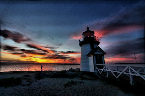 lighthouse night canon point dawn evening harbor nantucket brandt 50d hbppix bestcapturesaoi