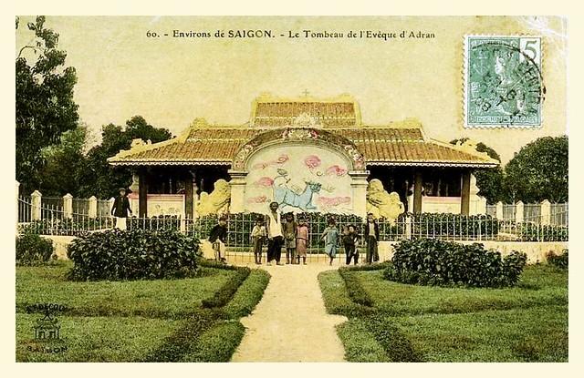 GM Ba Da Loc - Tombeau
