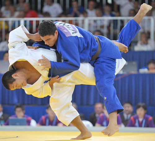 Judo seminar in AKBAN