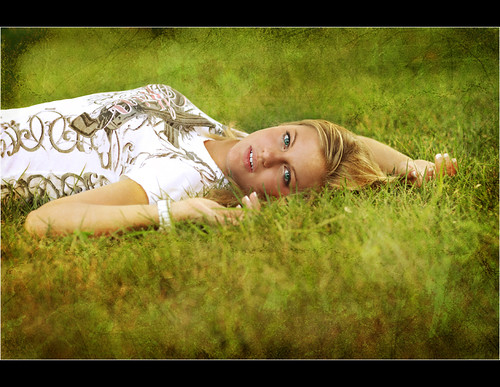 Kate Senior ~ on the Grass