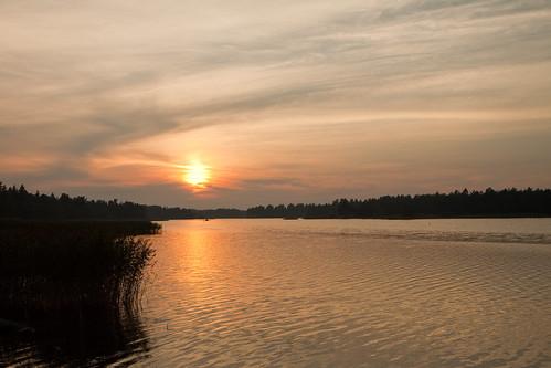 sunset summer water sweden stockholm canonefs1755mmf28isusm sundholmen canon50d