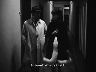 Alphaville (1965) Screen cap