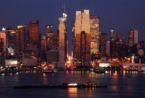 New York Nightfall