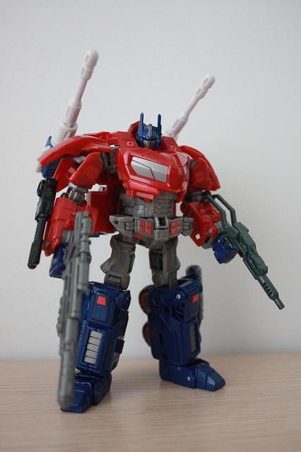 [WFC] Full Weapon Optimus Prime