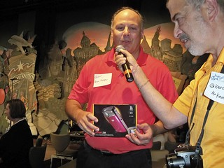 Alan Foster - Winner of a Kodak Zi8 - Minneapolis
