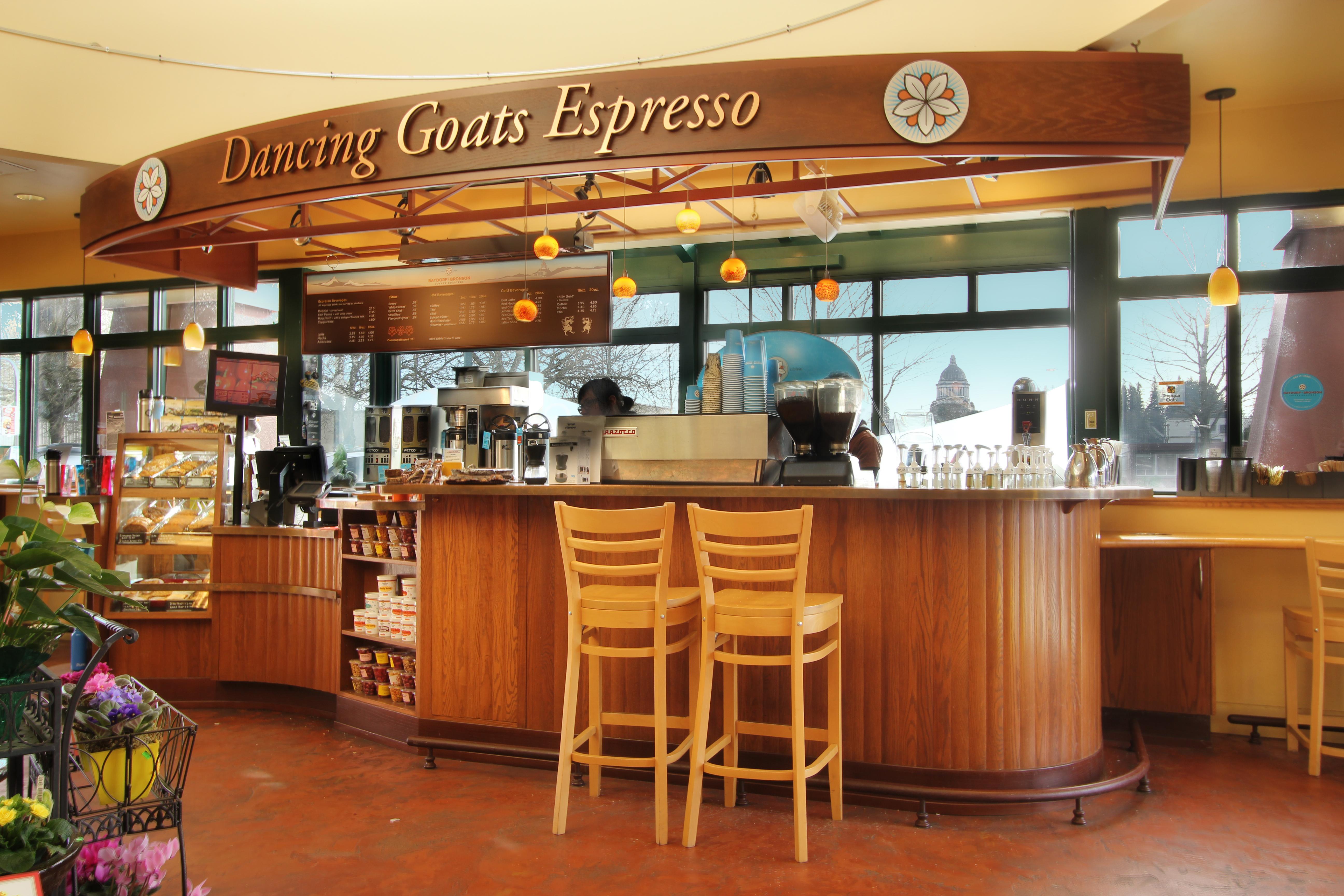 Espresso Stand Decor Coffee Shop Upgrade Grocery