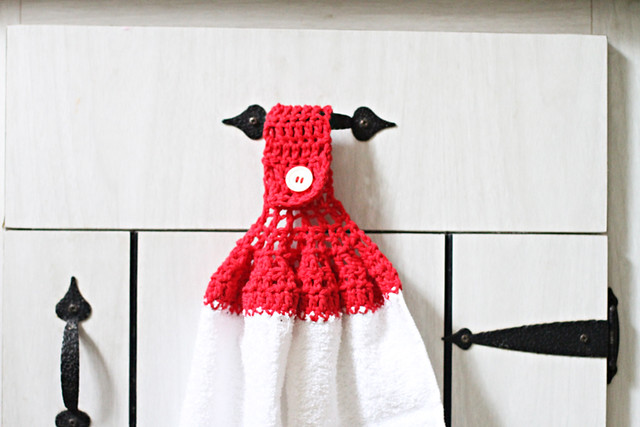 Crochet Dish Towel : Crochet Dish Towel Flickr - Photo Sharing!