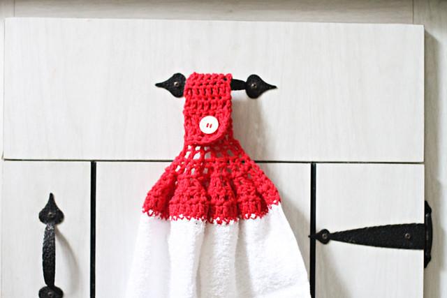 Crochet Dish Towel Flickr - Photo Sharing!